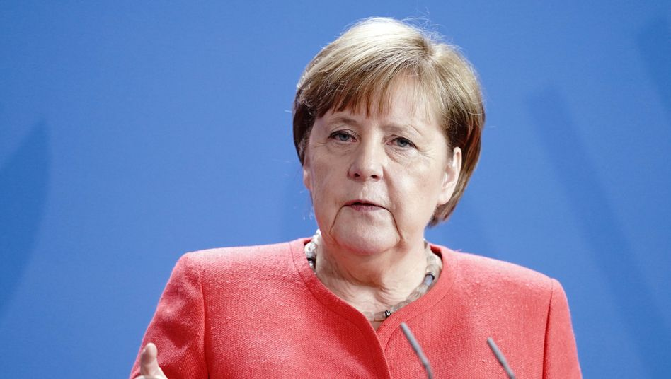 Angela Merkel: Kurzarbeit als Stabilisator für den Arbeitsmarkt