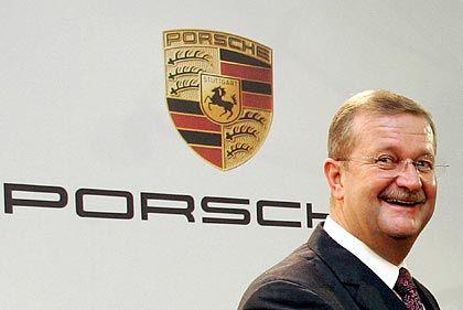 Konzernbauer: Wendelin Wiedeking ist der Sachwalter der Familien Porsche und Piëch