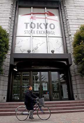 Börse Tokio: Träger Handel vor den Feiertagen