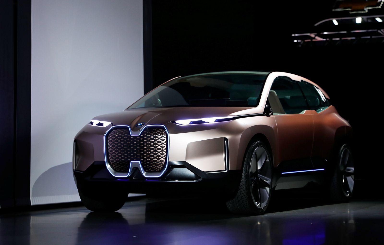 BMW-TATA/ELECTRIC