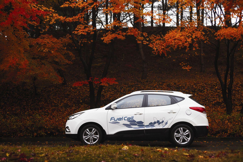 2013 / Hyundai ix35 Brennstoffzelle
