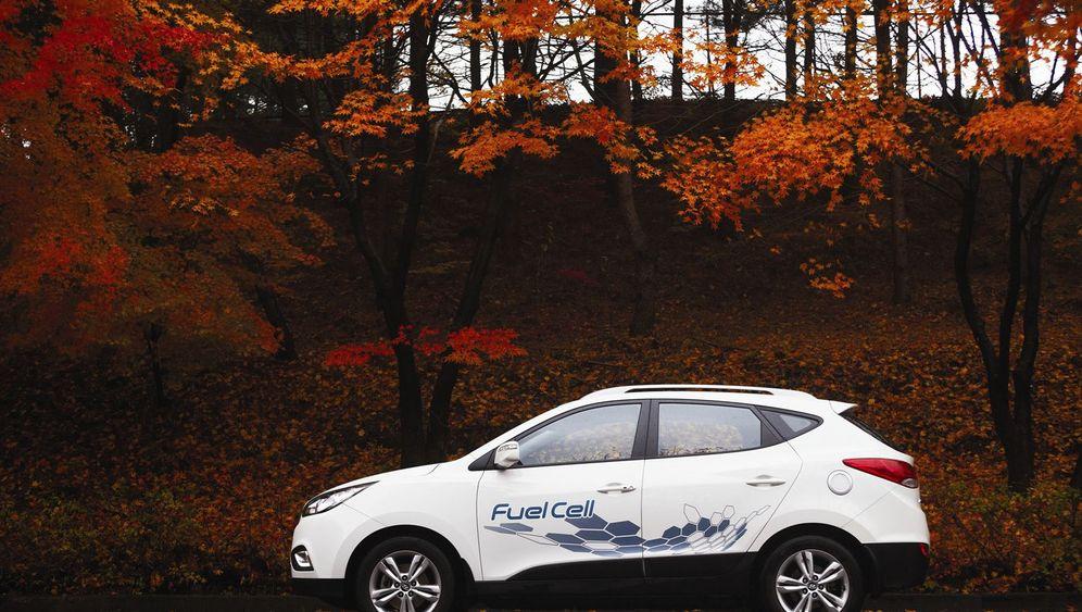Brennstoffzelle als Auto-Motor: Diese Wasserstoff-Autos gibt es bereits - oder schon bald