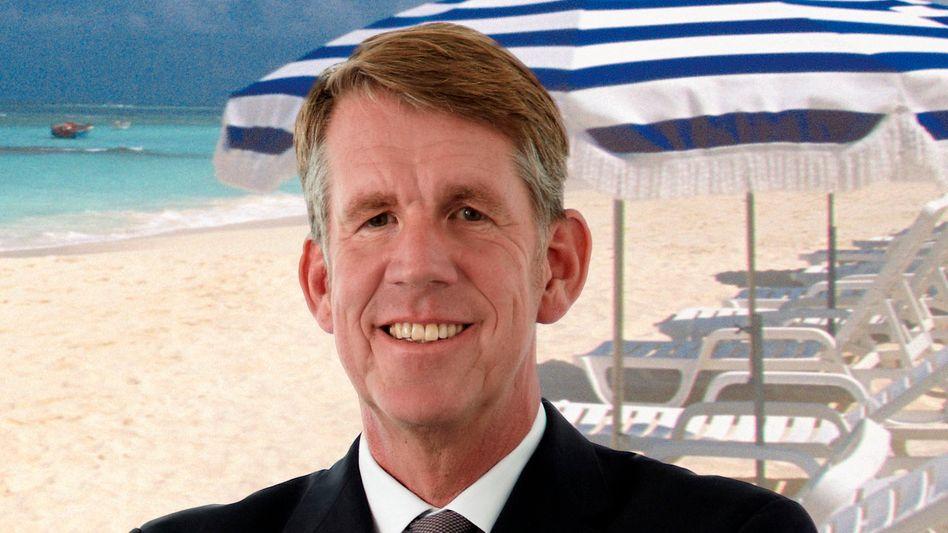 Viel Arbeit für Tui-Chef Joussen: Der Machtkampf zwischen der deutschen und der britischen Gesellschaft ist voll entbrannt