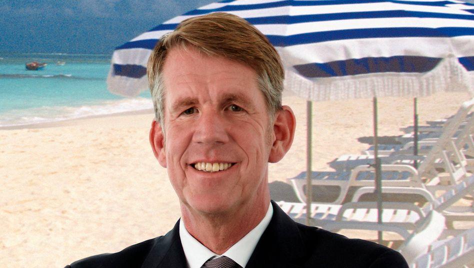 Tui-Chef Friedrich Joussen: Sein Unternehmen profitiert vom Interesse an Exklusivreisen