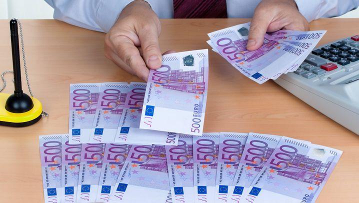 Gehaltsreport: Reiche Branchen, arme Branchen
