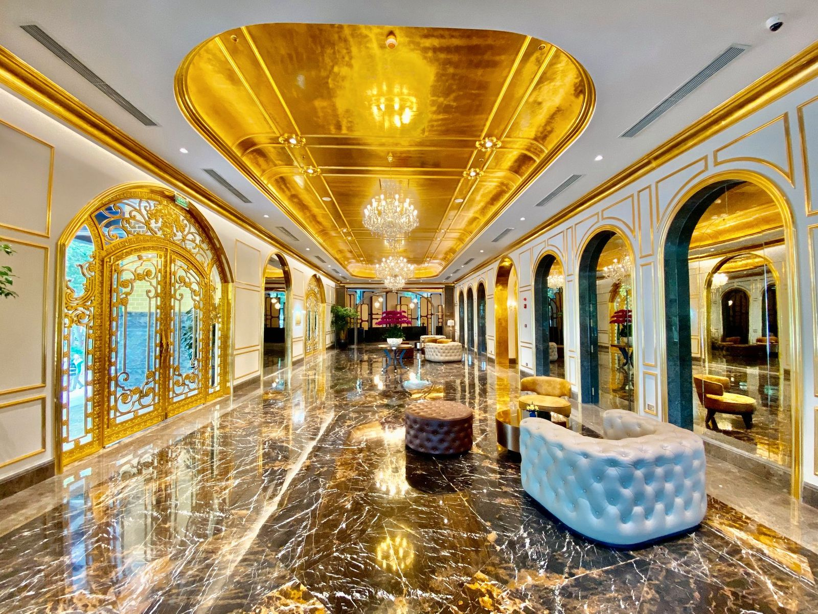 Dolce by Wyndham Hanoi Golden Lake / Empfang
