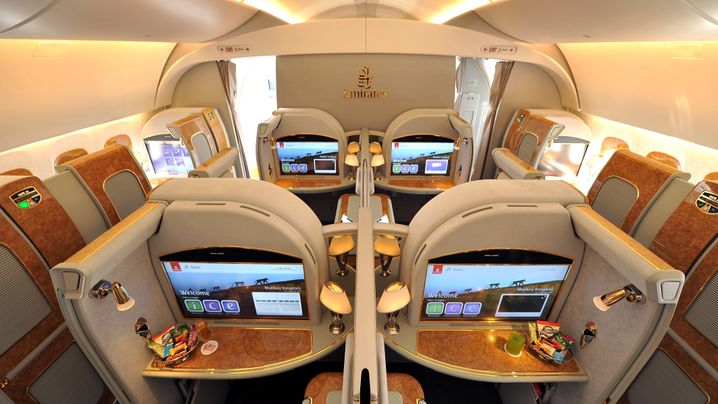 Singapore Airlines: Die neuen First-Class-Suiten im A 380