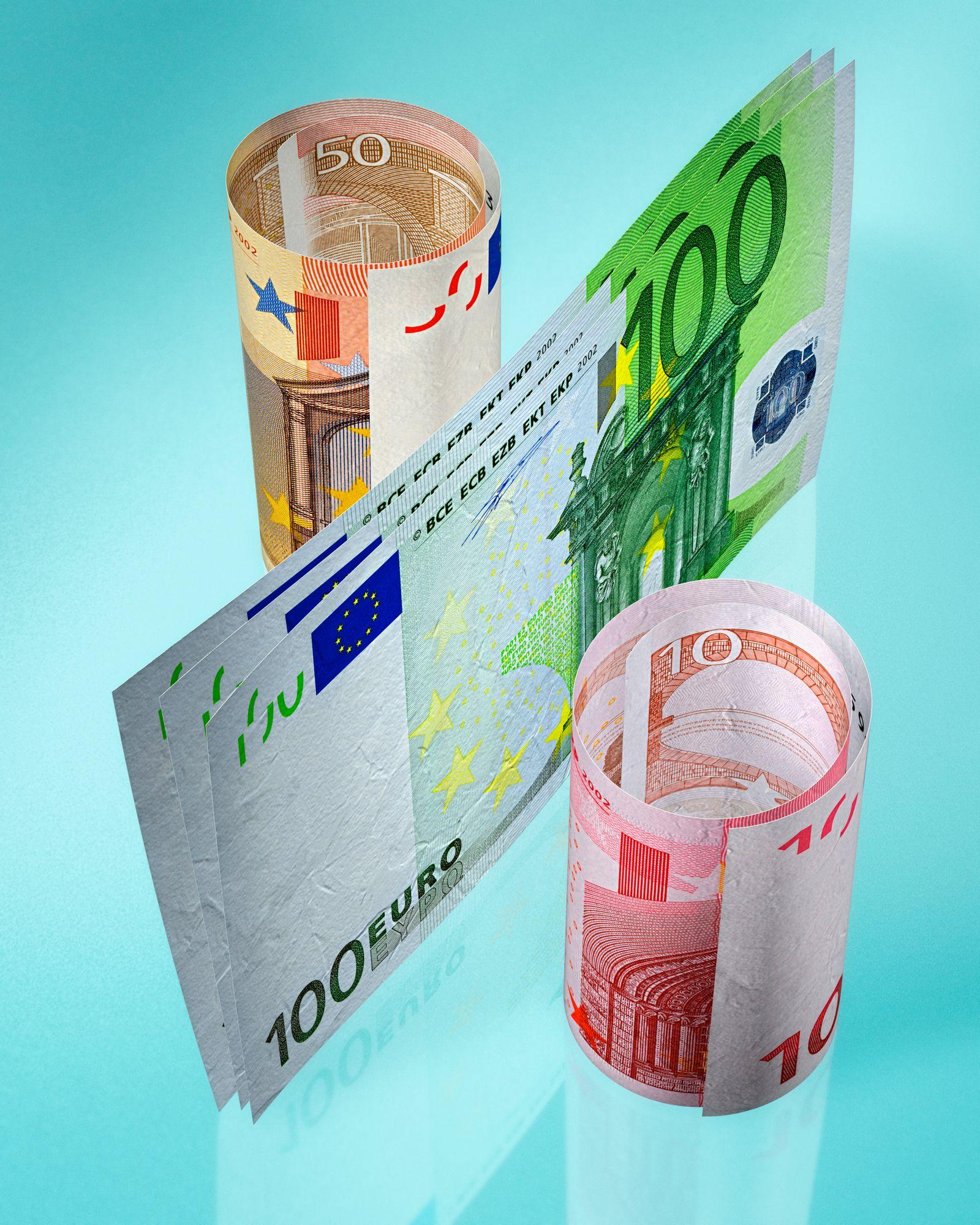 NICHT MEHR VERWENDEN! - Euro / % / Prozent