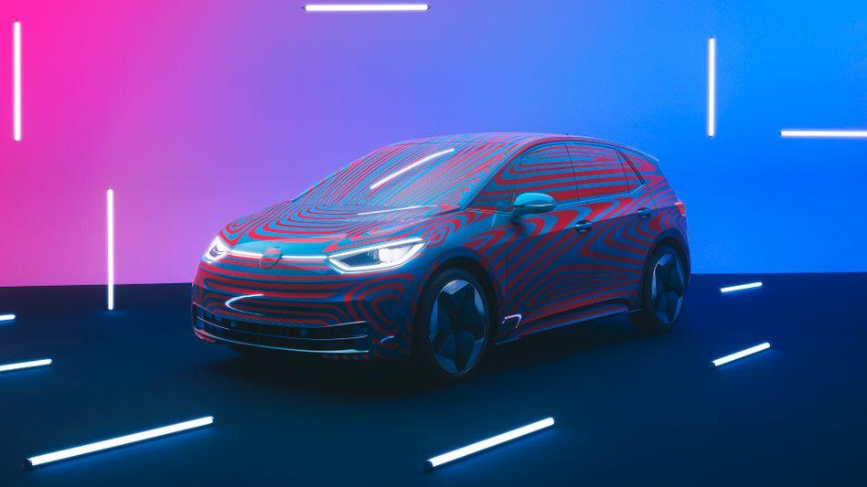 Der Volkswagen ID.3