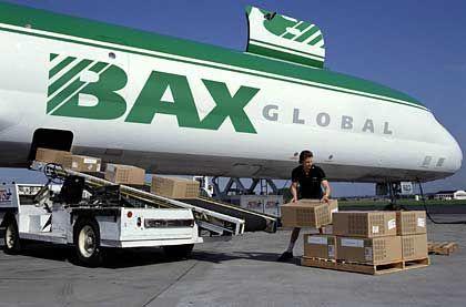 Bax Global: Die Bahn investierte 1,1 Milliarden Dollar für den US-Logistiker