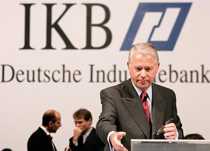Abgang: Auf Ulrich Hartmann (Bild) folgt Werner Oerter als Chefaufseher bei der Krisenbank