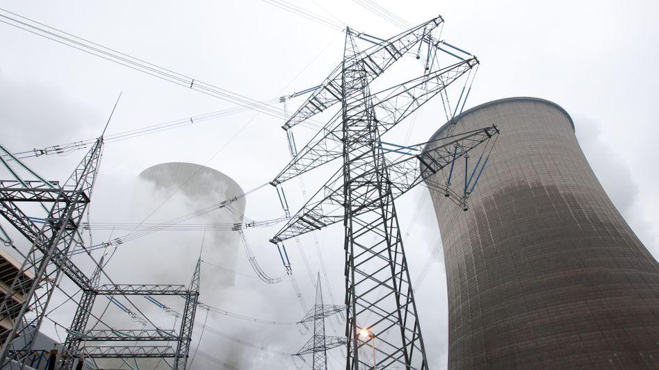 Gas- und Dampfkraftwerk von RWE in Lingen: Der Atomausstieg zwingt RWE dazu, sich neu zu erfinden