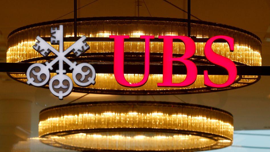 14 Prozent mehr Gewinn: Vor allem in der Vermögensverwaltung der UBS sprudelten die Erlöse
