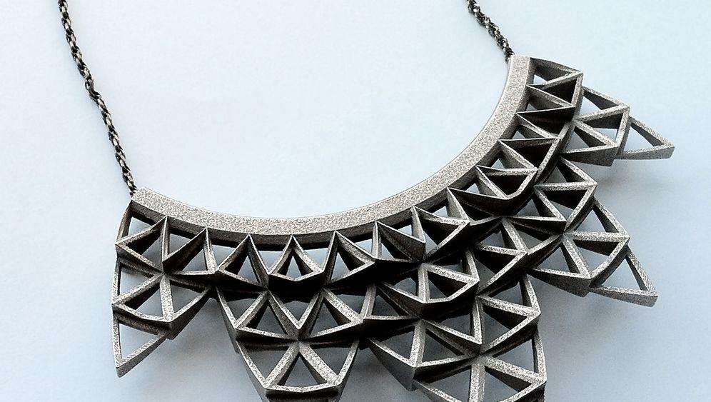 Design: Der 3D-Drucker als Gestaltungswunderkiste