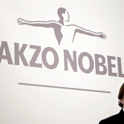 Muss große Lasten stemmen: Akzo Nobel