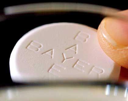 Klassiker von Bayer: Der Verkauf soll Aspirin fürs Portfolio sein