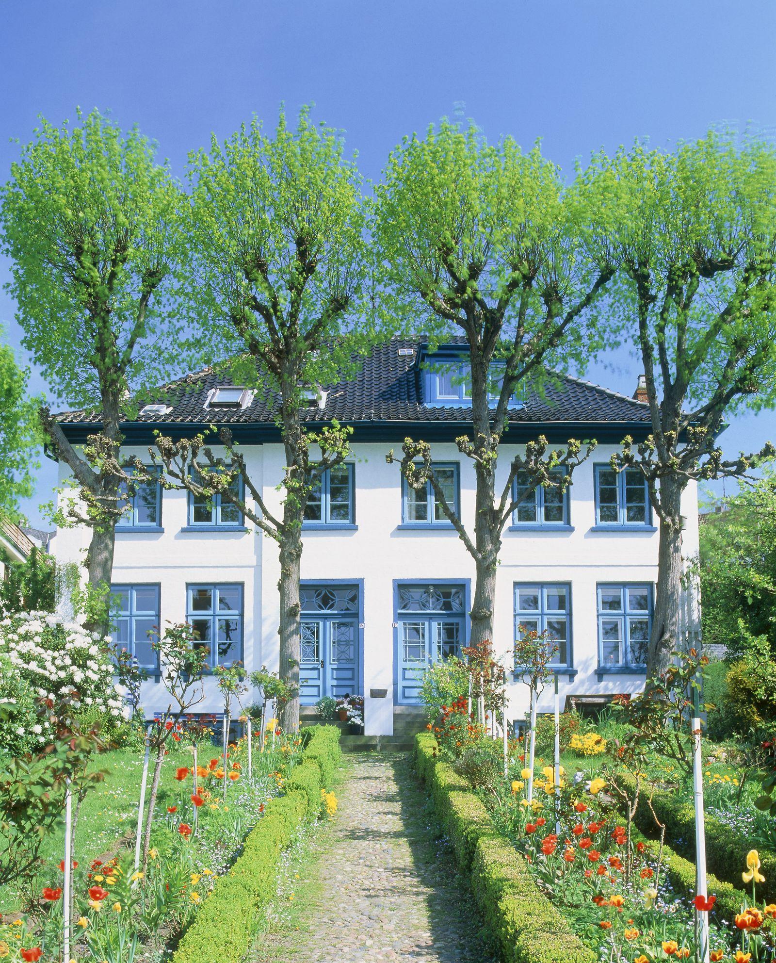 NICHT MEHR VERWENDEN! - Luxusvilla / Traumhaus in Blankenese