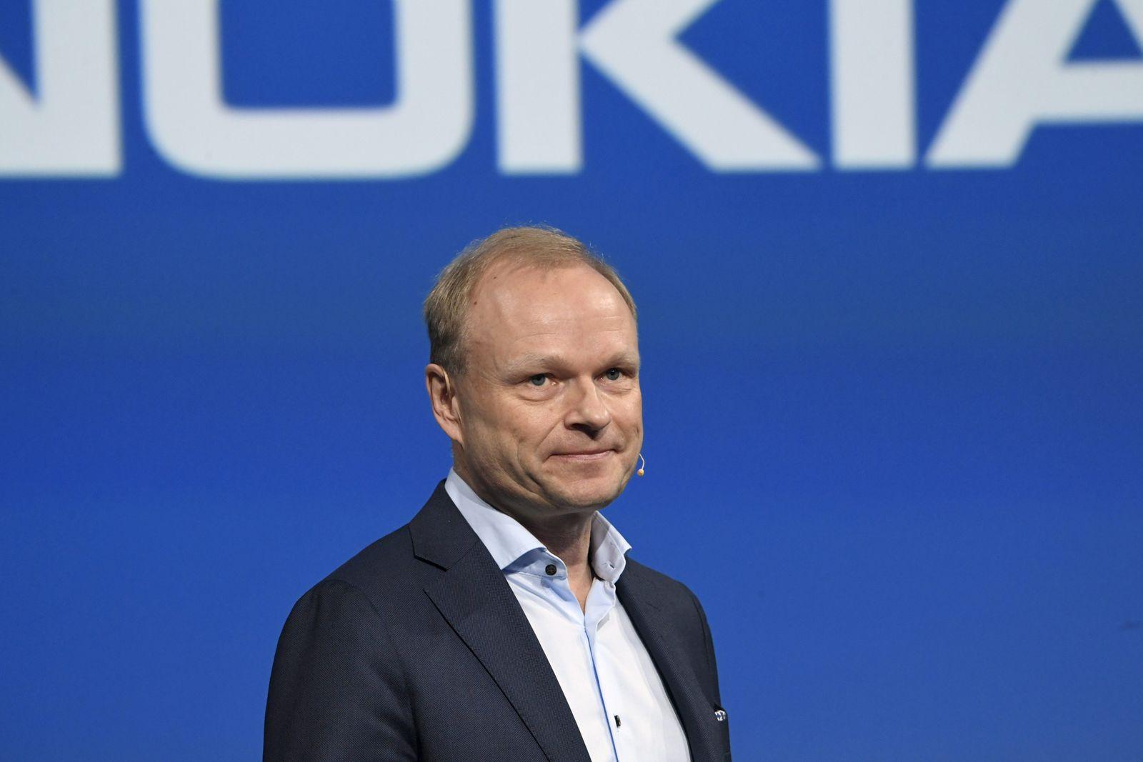 Chefwechsel bei Nokia