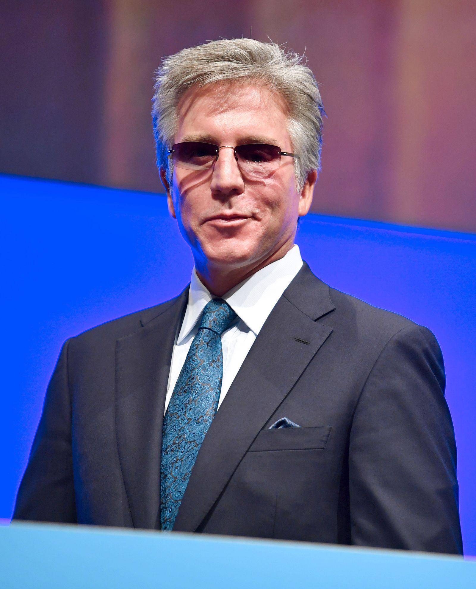 Deutsche Vorstandschefs/ Bill McDermott/ SAP