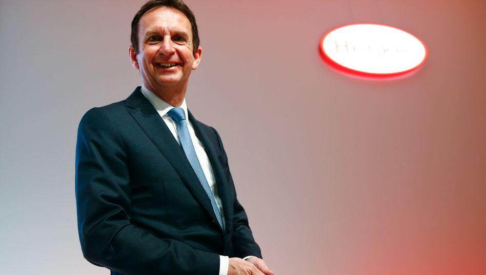 Hans van Bylen: Der Nachfolger von Kasper Rorsted stärkte Henkel durch einige Übernahmen