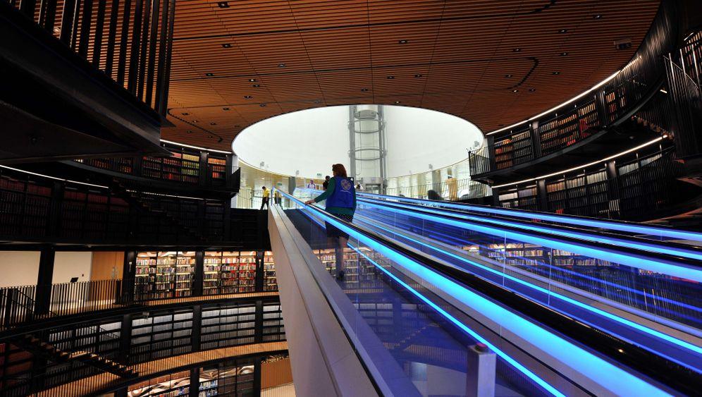 Bibliotheken: Prunkbauten für Großstädte