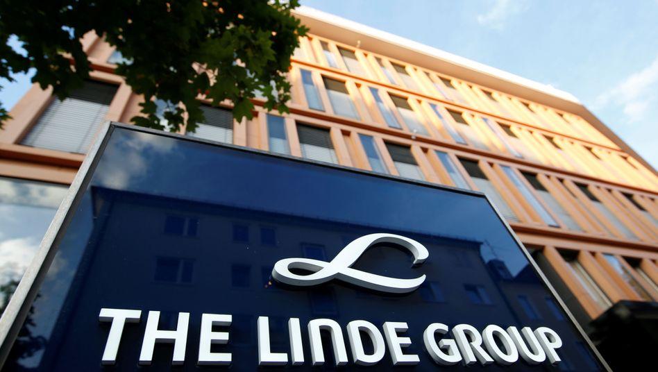 Die angestrebte Fusion von Linde mit dem US-Wettbewerber Praxair sieht man mittlerweile auch im Bundeswirtschaftsministerium kritisch