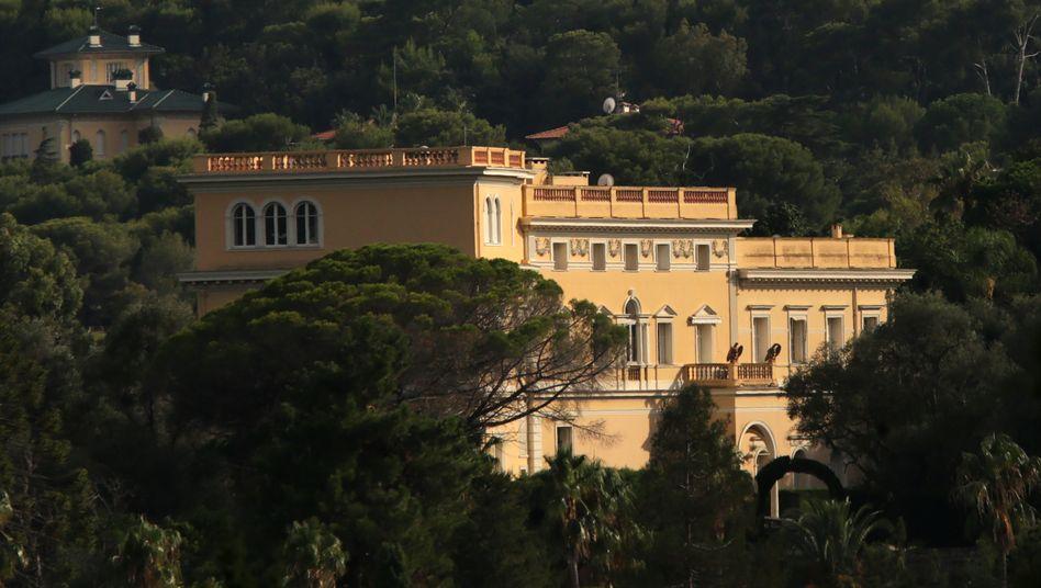 Villa in Südfrankreich: Objekte wie diese gehören zu den bevorzugten Anlagezielen besonders wohlhabender Investoren.