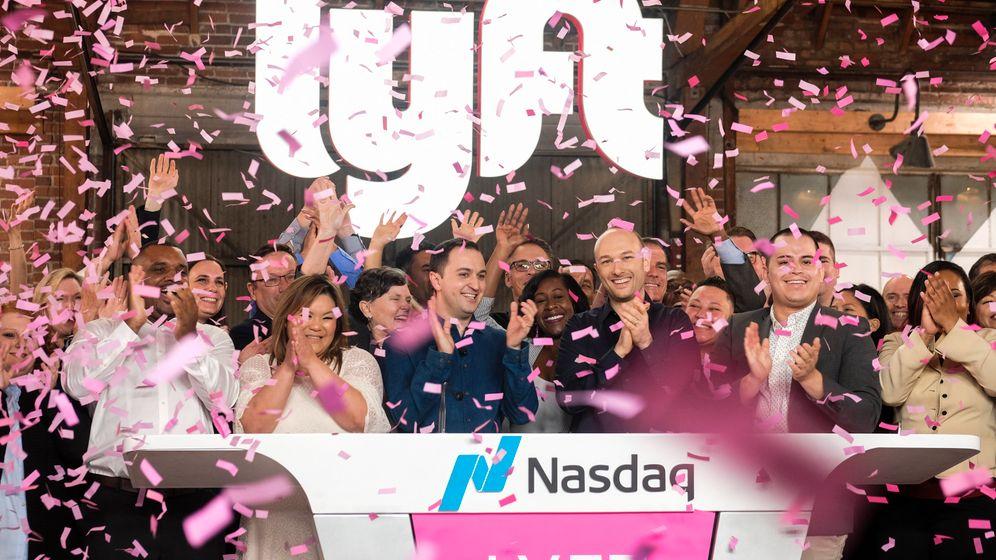Lyft, Uber, Slack & Co.: Diese Tech-Riesen wollen an die Börse