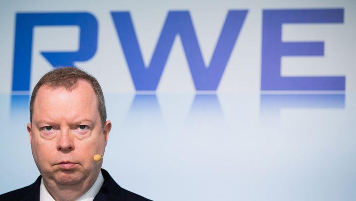 RWE in Trümmern: Aufstieg und Absturz einer westdeutschen Industrie-Ikone