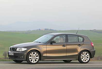 Neuer BMW 1er: Die Modelloffensive deutscher Autokonzerne verhalf Leoni zu kräftigem Wachstum