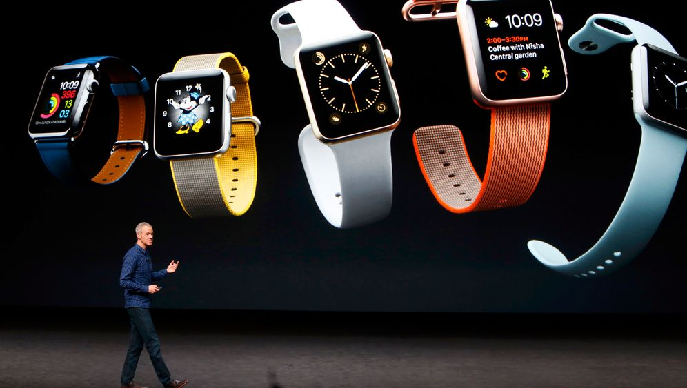 Apples iWatch Serie 2: Mehr Sport statt Luxus