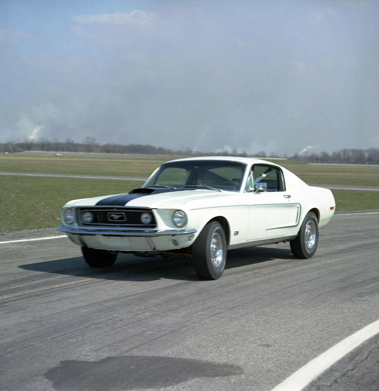1968 / Ford Mustang GT