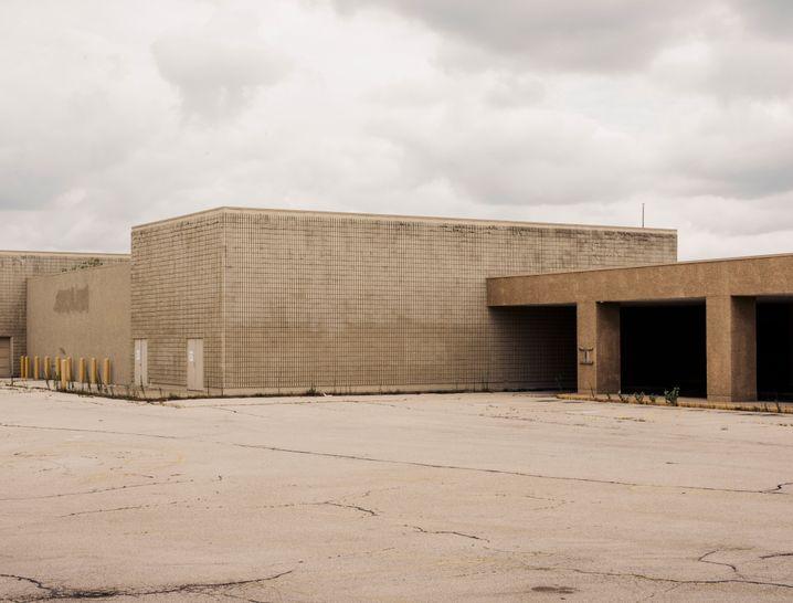 Es war einmal: Einkaufszentrum in den Illinois/USA.