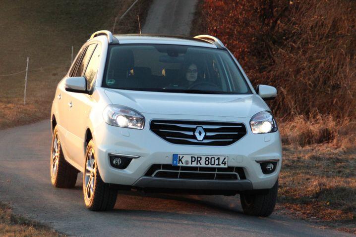 Renault Koleos: Kompakt-SUV aus Frankreich