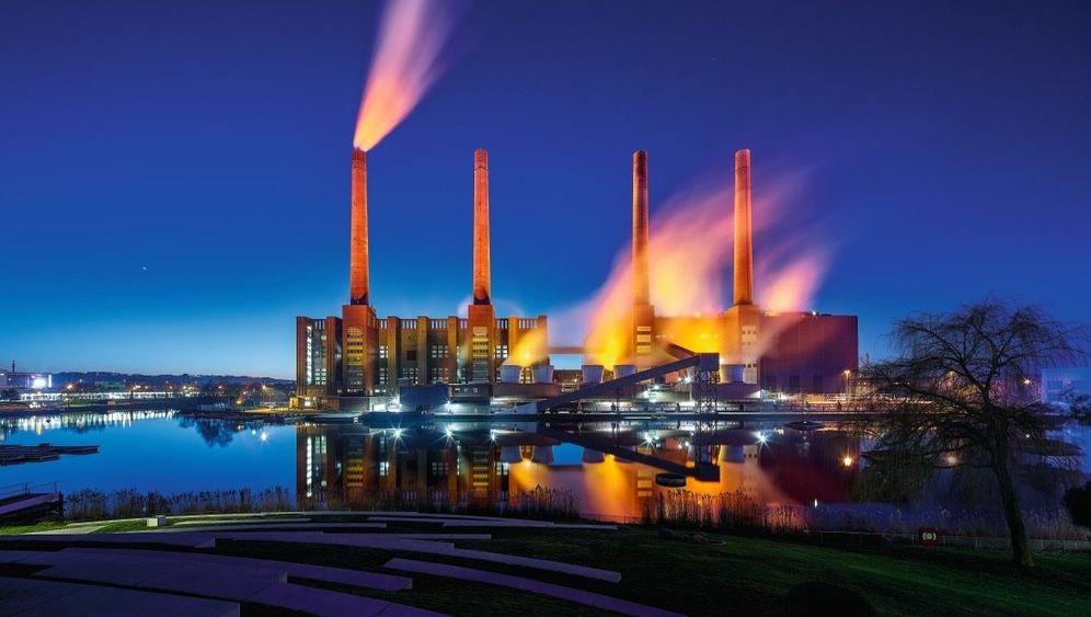 Neue Welt in Wolfsburg: Das Volkswagen-Kraftwerk 2020