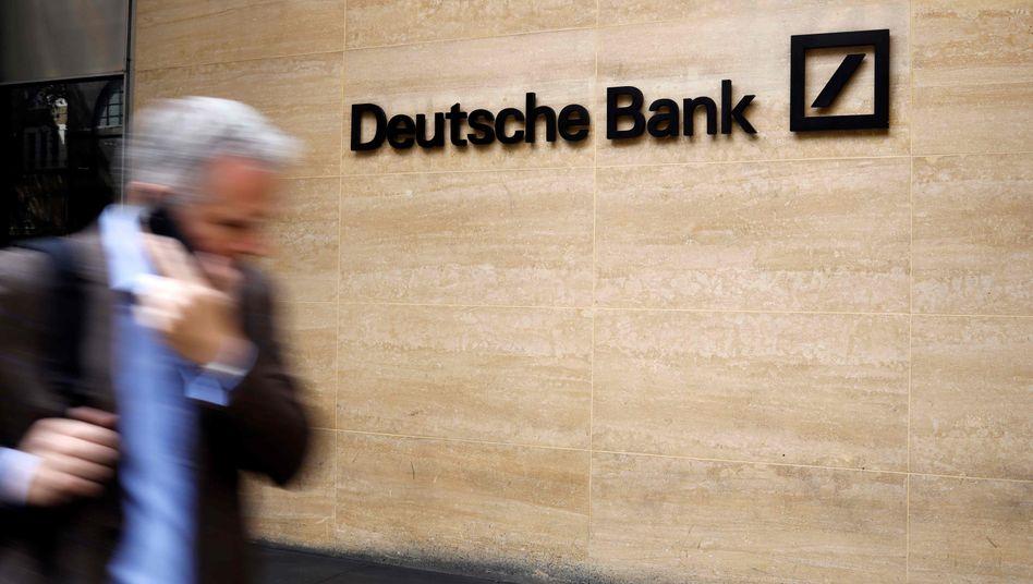 Deutsche-Bank-Niederlassung in London: Das Institut sucht einen Weg aus seiner Krise - Investoren scheinen wieder daran zu glauben
