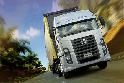 Brasilianischer VW-Lastwagen: Künftig ein Produkt von MAN