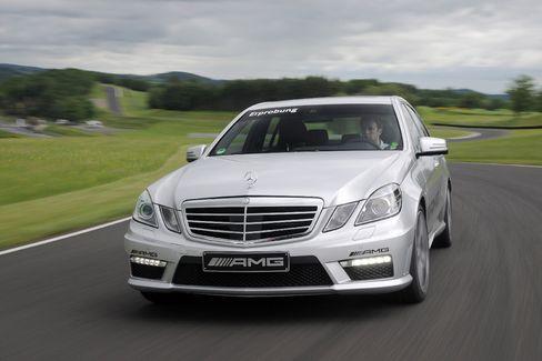 Getunter Bestseller: In den USA ist die getunte E-Klasse das häufigste Auto auf Rennstrecken