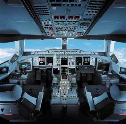 Starke Stellung: Piloten fordern Mitsprache bei der Cockpitbesetzung