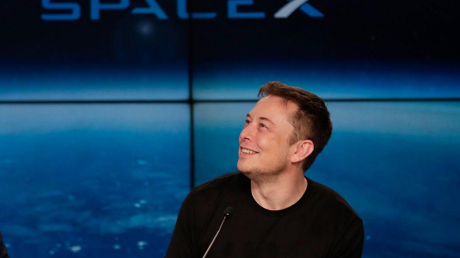 Ambitionierte Ziele, ambitionierte Vergütung: Tesla-Chef Elon Musk