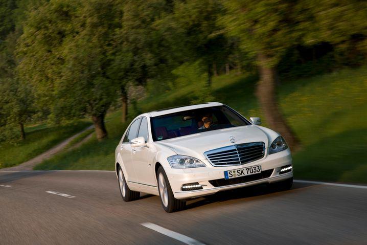Mercedes S-Klasse Hybrid