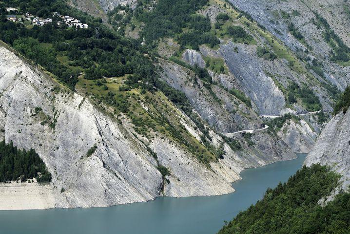 Mont de Lans: Herrliche Ausblicke