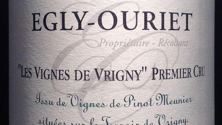 Champagnertest: Die Pinots meuniers