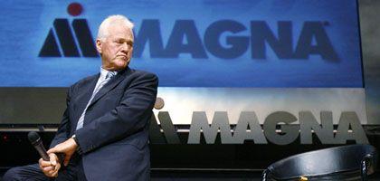 Magna-Gründer Frank Stronach: Verhandelt mit der Bundesregierung über Opel-Einstieg