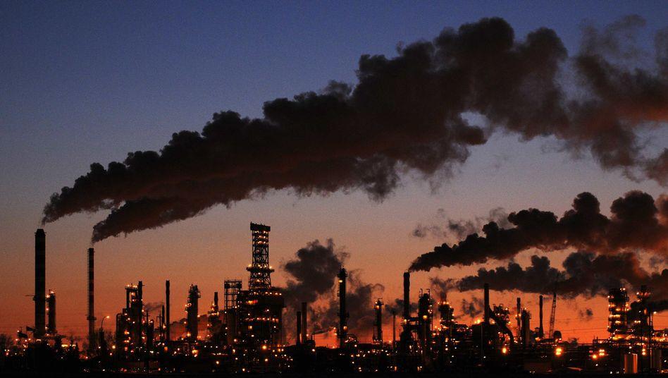 Ölförderung in USA: Die USA setzen auf Fracking