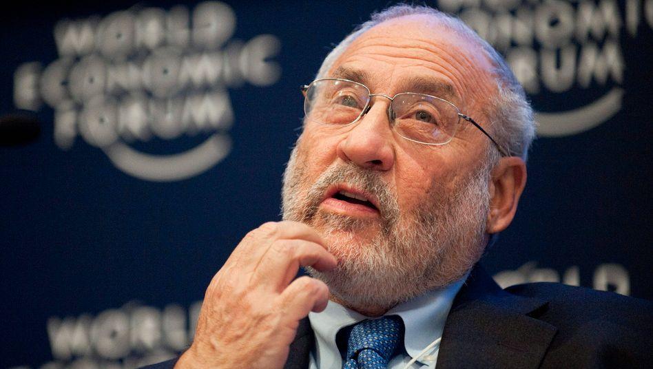 Austeritätskritiker: Joseph Stiglitz hält nichts vom europäischen Spardiktat