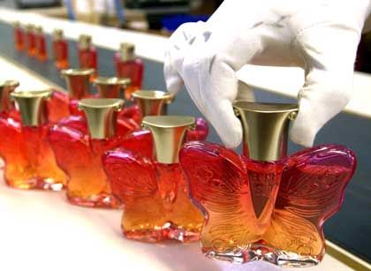 Parfum-Test: Hier geht Quantität vor Qualität