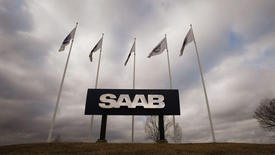 Saab-Werk in Trollhättan: Der niederländische Eigner Spyke hatte Zahlungsprobleme