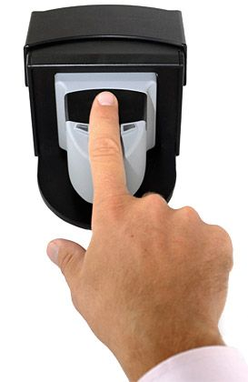 Menschlicher Fingerabdruck: Nicht zu 100 Prozent sicher