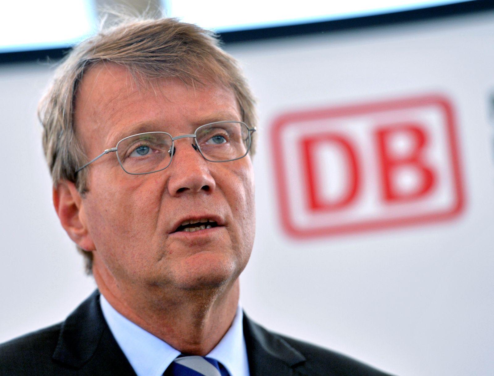 Deutsche Bahn / Ronald Pofalla